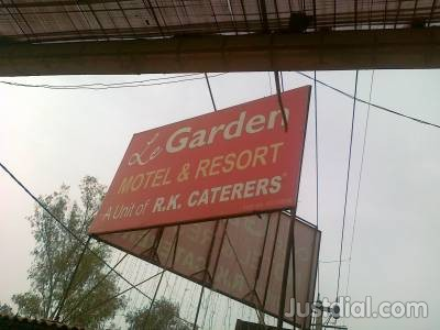 R K Caterers in G T Karnal